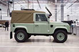 classic land rover jaguar land rover u0027s classic works facility is a treasure trove of