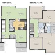 Horse Barn Floor Plans by Small Open Floor House Plans Floordecorate Com