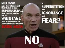 Jean Luc Picard Meme - lalo dagach on twitter captain jean luc picard just say no to