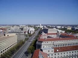 Street Map Of Washington Dc by Pennsylvania Avenue Wikipedia
