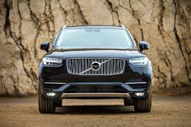 all new volvo xc90 named finalist for 2016 north american truck