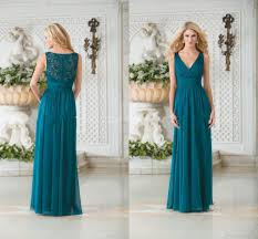teal bridesmaid dresses 2015 teal green chiffon plus size bridesmaid dresses