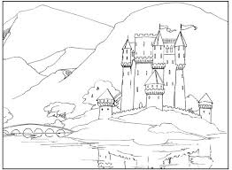 48 castle coloring pages images coloring books