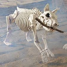 Halloween Yard Decorations Dog Skeleton by 80 Best Halloween Grandin Road Images On Pinterest Halloween
