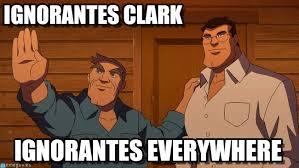 Superman Meme - ignorantes clark superman meme on memegen