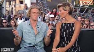 charissa thompson short hair images cody simpson says mother angie joining real housewives of beverly