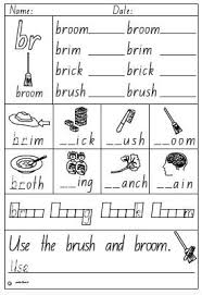 activity sheet blend br english skills online interactive