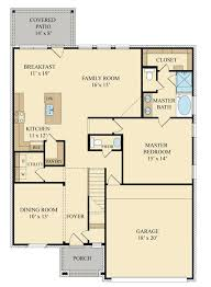 emory new home plan in oakcrest brookstone collection by lennar