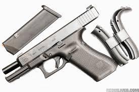 here u0027s the full reveal of the new glock gen5 pistol recoil