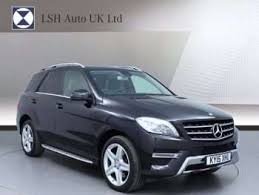 used mercedes m class uk used mercedes m class cars for sale in cannock staffordshire