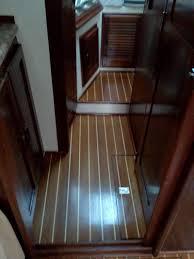 Laminate Flooring Coming Apart Cabin Sole