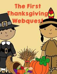 the thanksgiving webquest digital classroom option