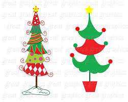 printable christmas tree clipart china cps