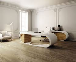 Simple And Classy Office Interiors With Modern Influences - Modern and simple interior design