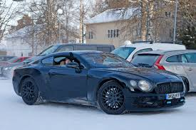 bentley dark green spy photos specs of new 2018 bentley continental gt by car magazine