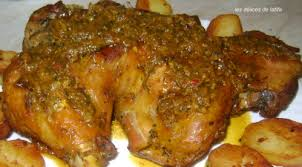 cuisiner cuisse de dinde cuisse de dinde au four les délices de latifa
