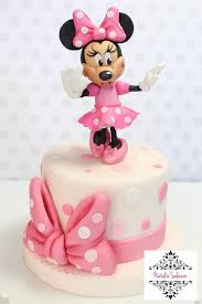 25 minnie mouse cake ideas mini mouse