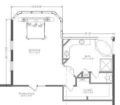 master bedroom bathroom floor plans master bathroom floor plans before the master bath floor plan master