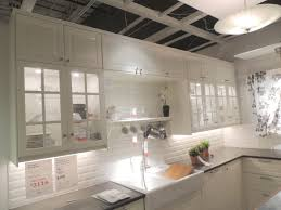 shallow kitchen cabinets home decoration ideas