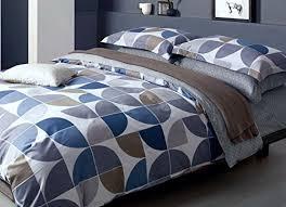 minimal style geometric shapes duvet quilt cover scandinavian