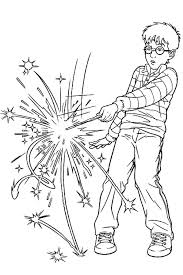 magic wand coloring wizard magic wand coloring pages