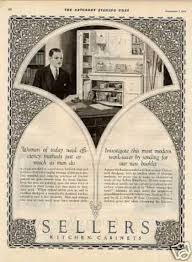 Sellers Kitchen Cabinets Vintage Household Ads Of The 1920s Page 4