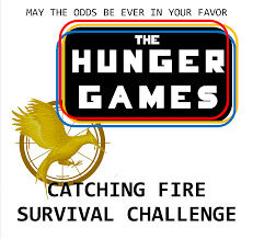 the hunger games survival challenge catching fire u2013 zen u0026 the art