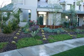 Desert Backyard Landscaping by Xeriscape Designs Xeriscape Often Used To Describe Desert