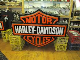 harley davidson lighted signs ultimate harley davidson items collection on ebay