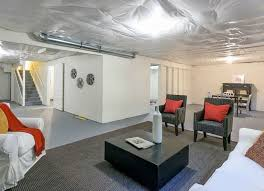 Ideas For Unfinished Basement Decorate Unfinished Basement Decorate Unfinished Basement R