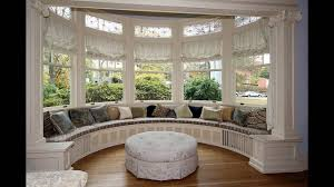 window treatments for bay windows youtube
