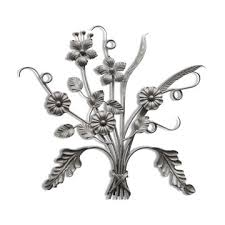 china iron ornaments from qingdao wholesaler luyi ornamental