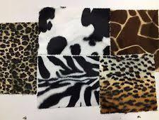 Zebra Print Upholstery Fabric Uk Giraffe Print Craft Fabrics Ebay
