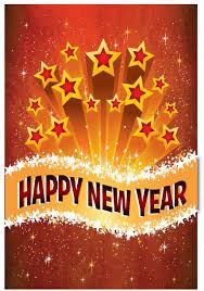 new year card design greeting card design by shusovan modak on guru