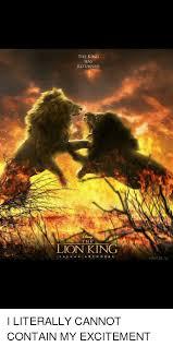 The Lion King Meme - the king has returned the lion king s a l m a n a r t w o r k s i