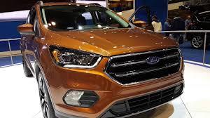 2017 ford escape se exterior walkaround 2017 chicago auto show