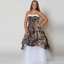 country camo wedding dresses vosoi com