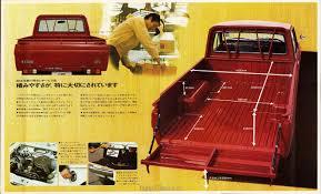 classic toyota truck toyota hilux pickup 1968 n10 japanclassic