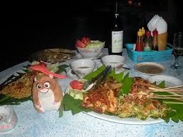 cuisine balinaise cccil cuisine balinaise recette du satay lilit