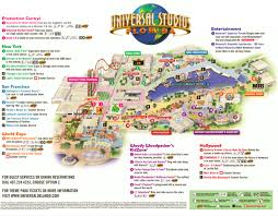 Hollywood Usa Map by Universal Studios Orlando 2013 Map Orlando Pinterest Studio