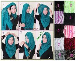 tutorial hijab turban ala april jasmine hijab tutorial april jasmine hijab style 6