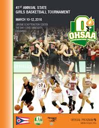 ohsaa girls basketball information