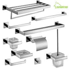 Modern Bathroom Hardware Sets by Compare Prices On Square Modern Bathroom Accessories Online