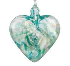 blown ornament jade mosaic glass glass eye studio