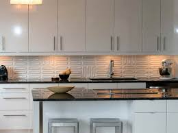 Modern Kitchen Backsplash Designs - Modern backsplash
