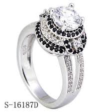 sterling diamond china china sterling silver cz rings diamond jewelry engagement rings