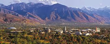 Map Of University Of Utah by The University Of Utah