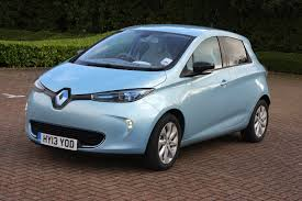 renault zoe electric renault zoe hatchback review parkers