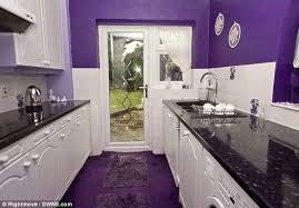 purple themed kitchen best 25 purple kitchen decor ideas on