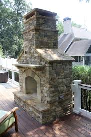 how to plan for building an outdoor fireplace hgtv for outside